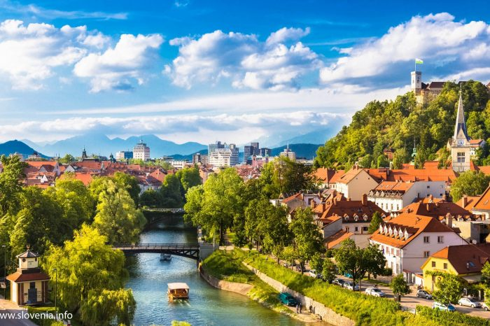 Slovenia Sightseeing Package
